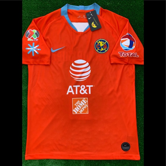 0c064ad86 2019 Club America 4th kit soccer jersey Nike